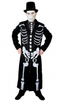 Skeleton Coat (ILFD4063)